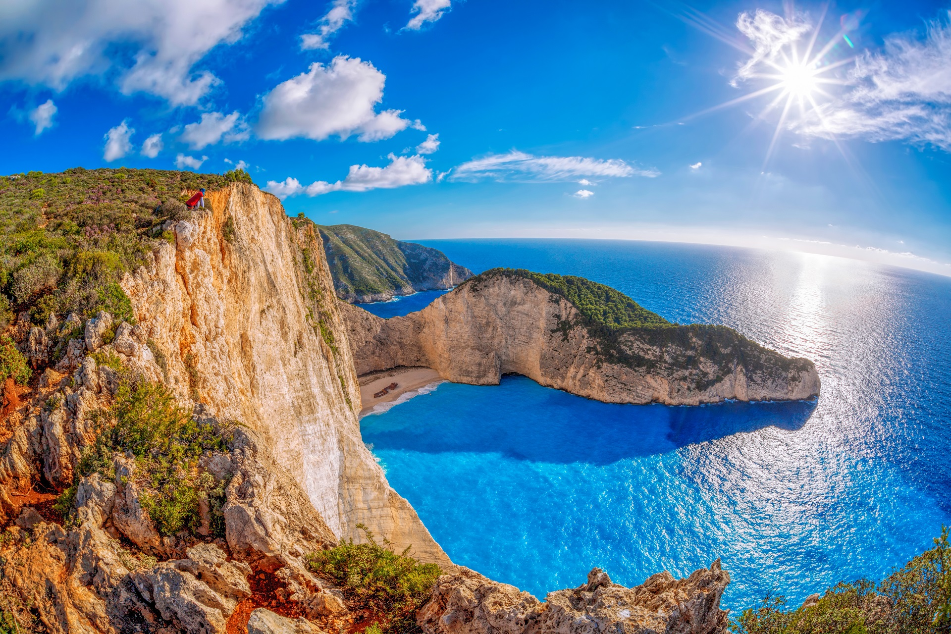Navagio or Shipwreck Beach