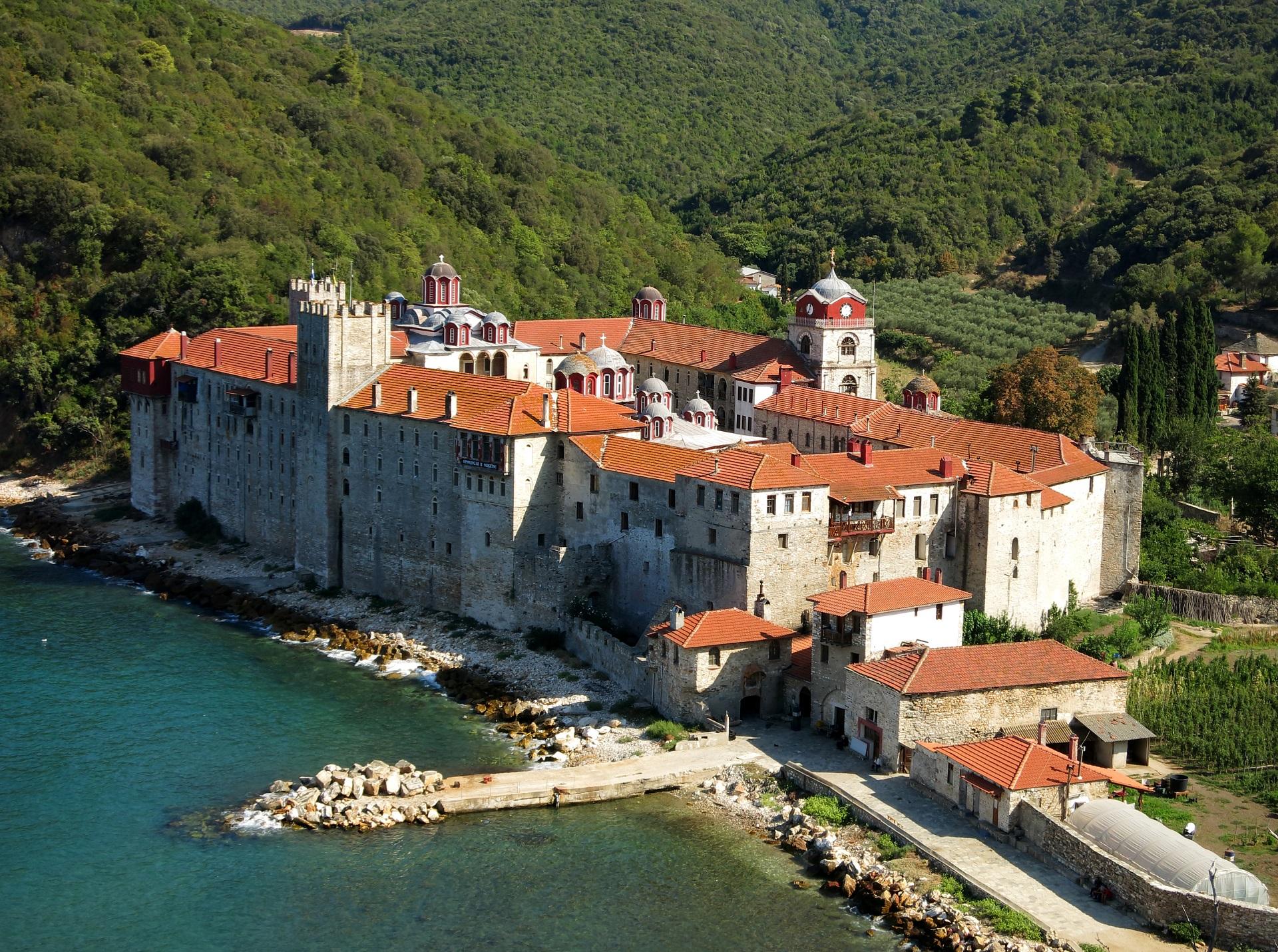 Esfigmenou monastery