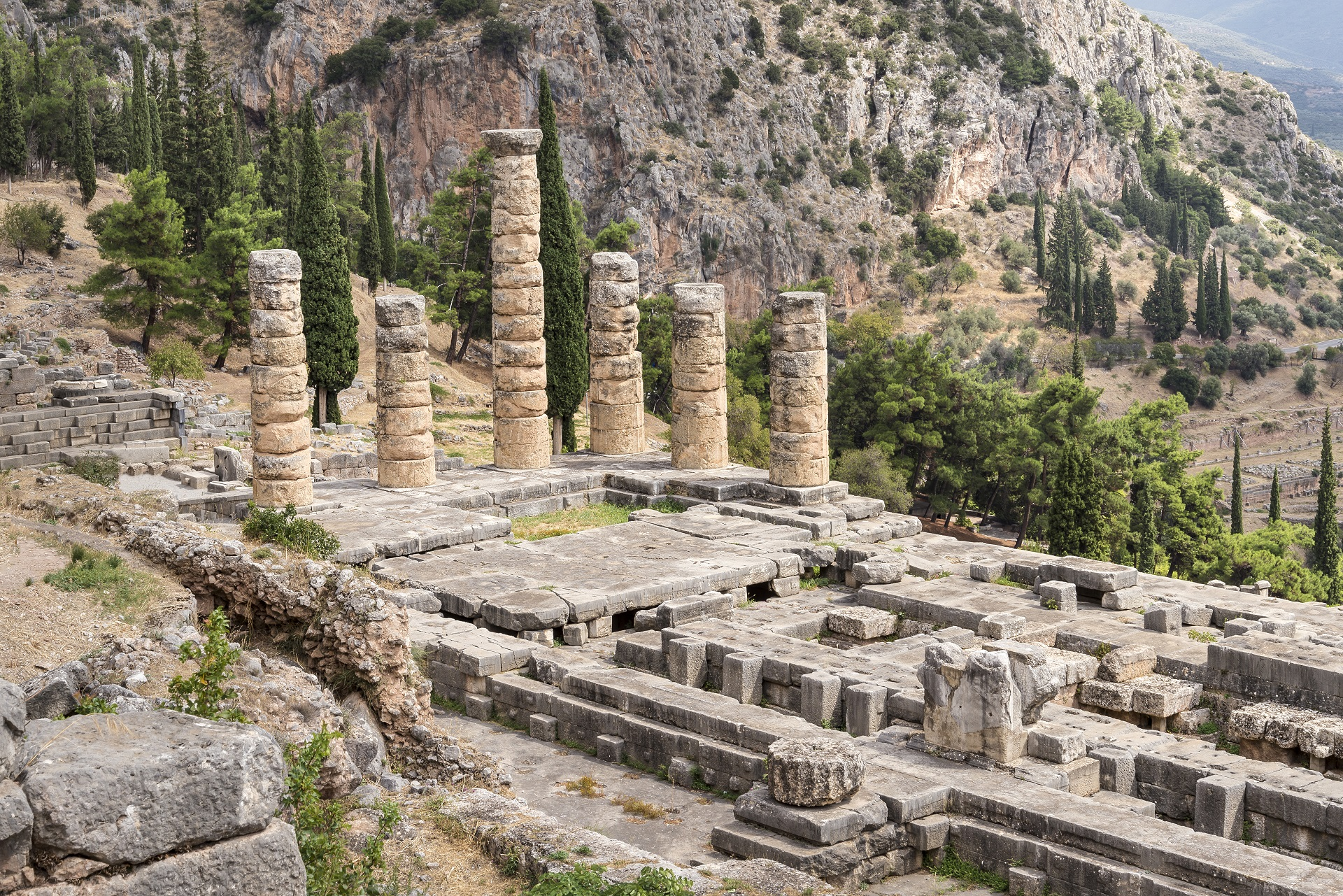 Delphi - Explore Greece - 004