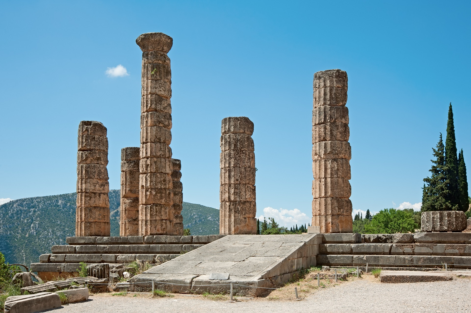 Delphi - Explore Greece - 006