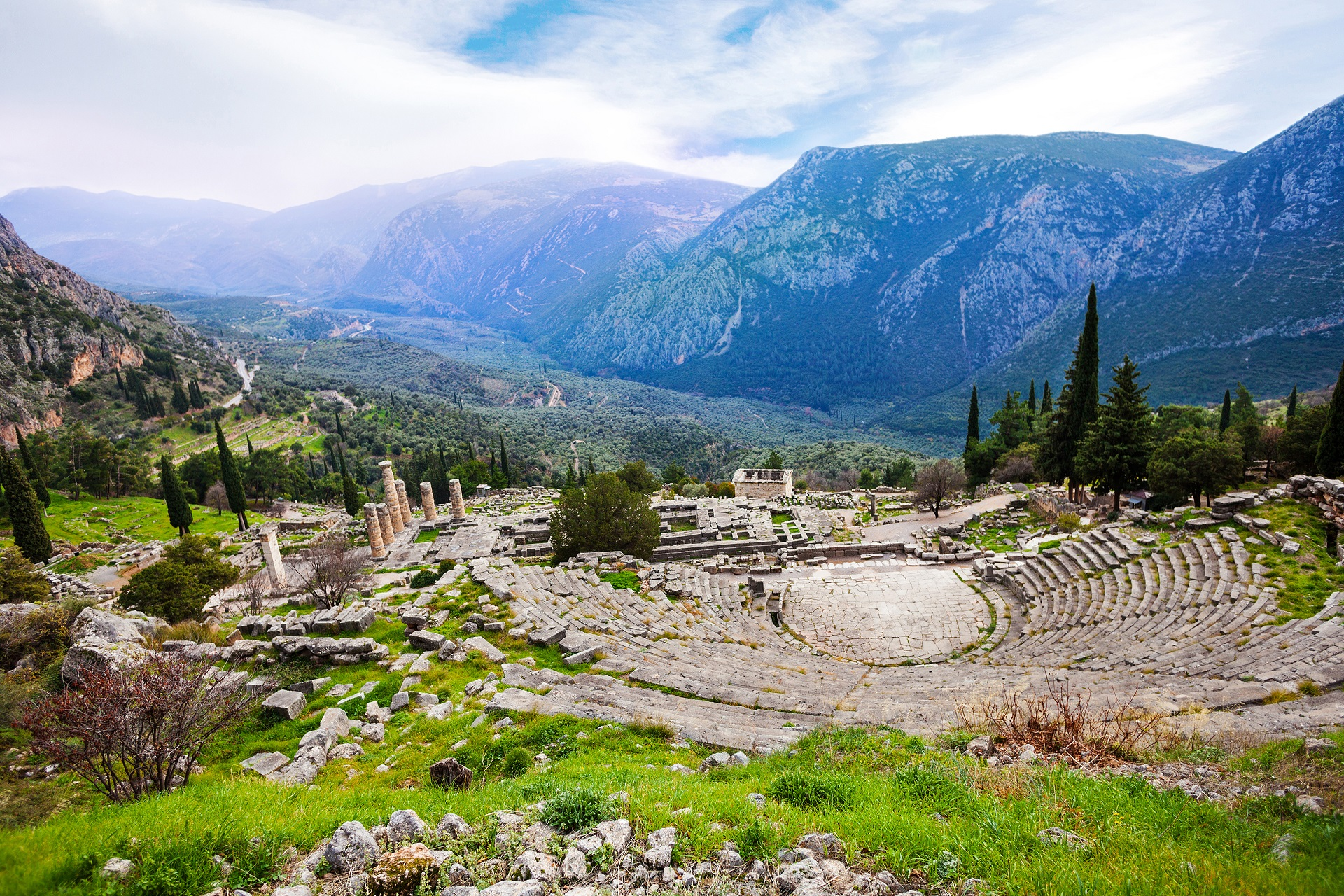 Delphi - Explore Greece - 007