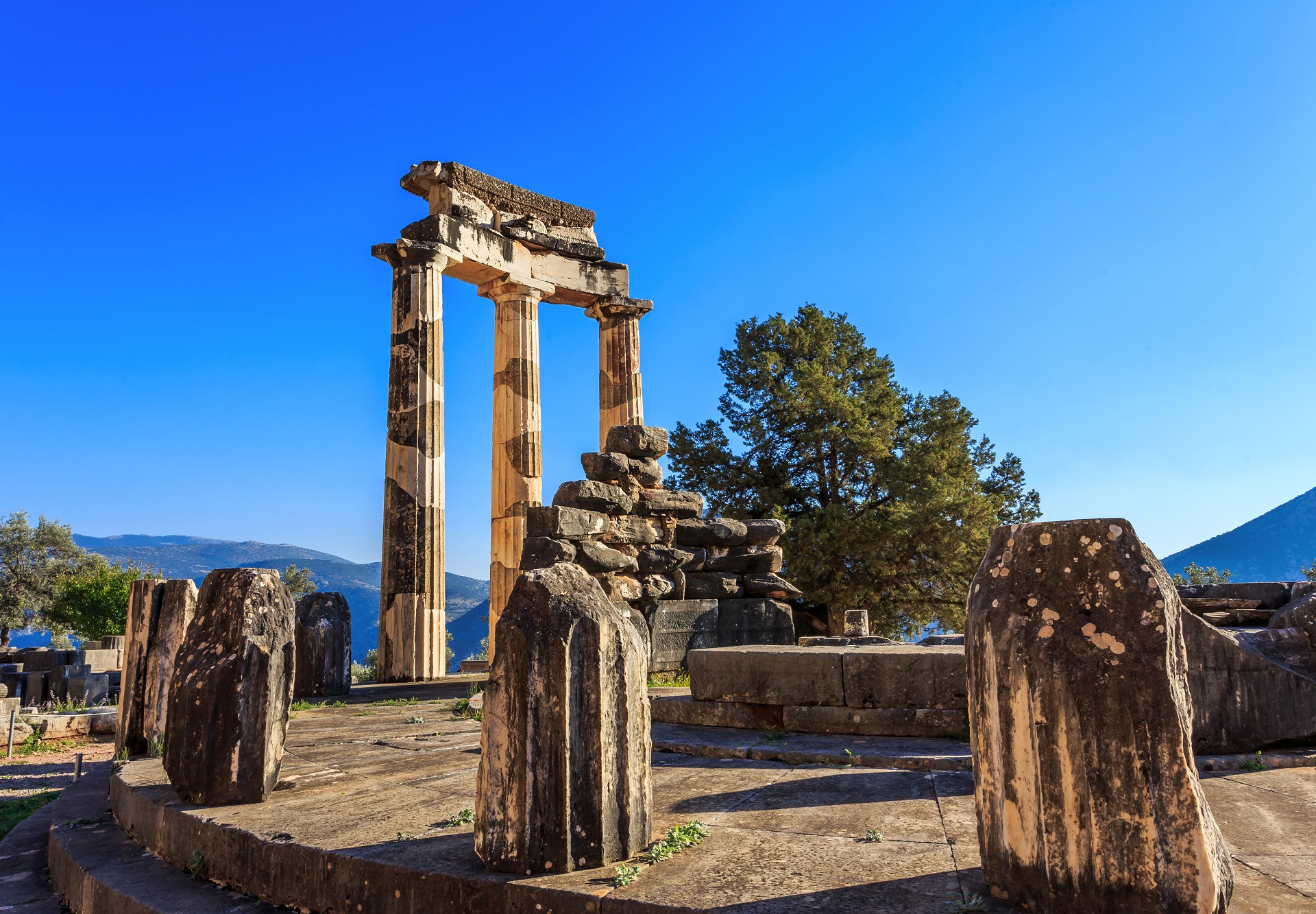 Delphi - Explore Greece - 010